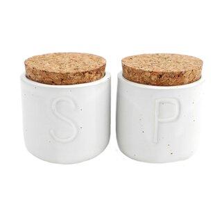 Pinch Pots Salt and Pepper Set