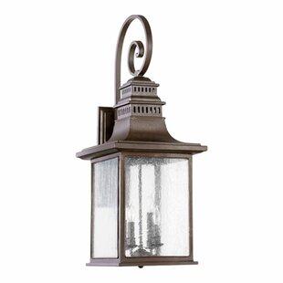 Alcott Hill Brittany 4-Light Outdoor Wall Lantern