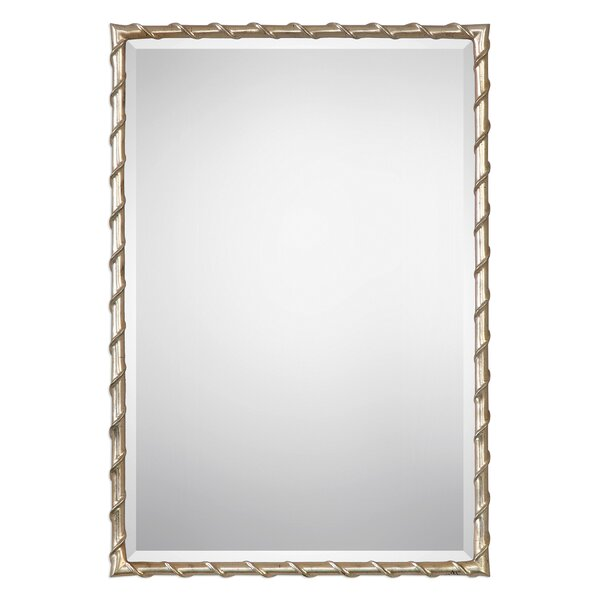 Darby Home Co Rhodes Rectangle Wall Mirror Amp Reviews