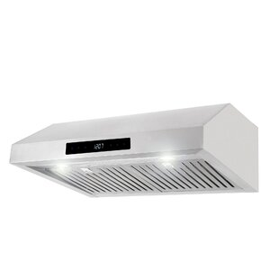 30 Cosmo 760 CFM Convertible Under Cabinet Range Hood by Cosmo