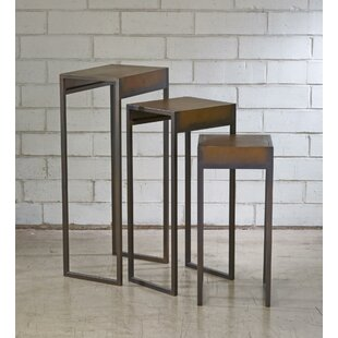 Hilliard 3 Piece Nesting Tables By Williston Forge
