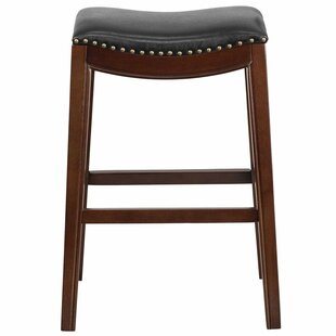 Jenkin 30'' Backless Bar Stool Charlton Home