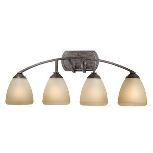 Ebern Designs Morford 4-Light Vanity Light