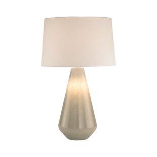 Omaha Seeded Glass 29 Table Lamp