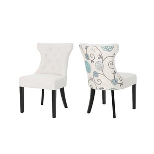 Ardent Upholstered Dining Chair (Set of 2) by Red Barrel Studio