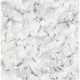 Tichenor Marble Wallpaper Sample