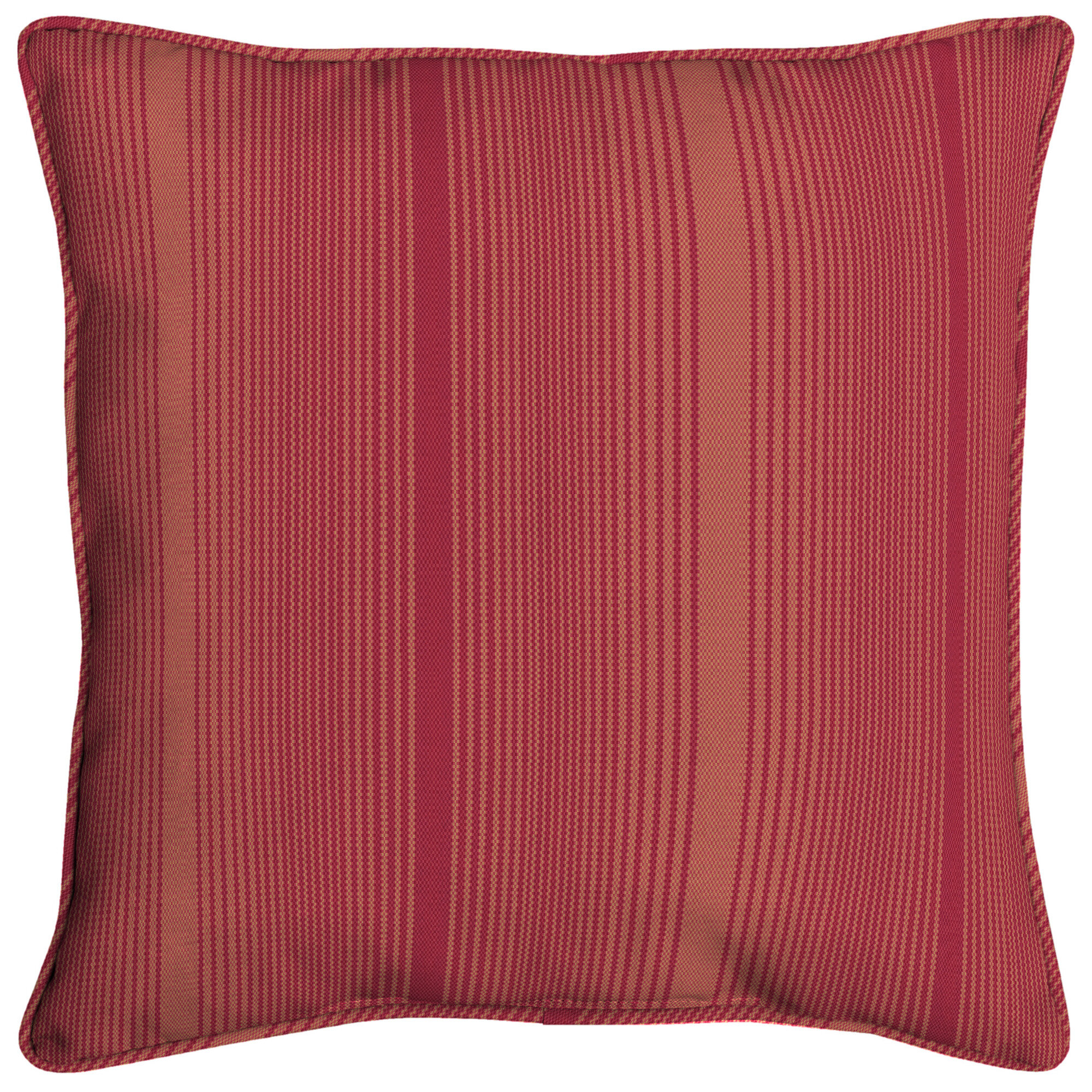 Highland Dunes Lanford Indoor Outdoor Striped Throw Pillow Wayfair