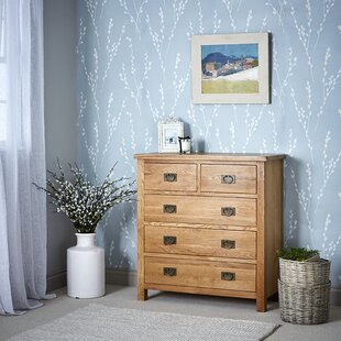Cardalea 5 Drawer Chest By Union Rustic