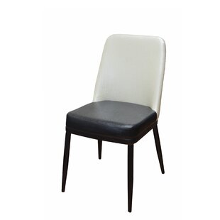 Torres Upholstered Dining Chair (Set of 2) by DHC Furniture
