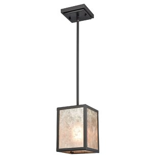 Buhl 1-Light Rectangle Pendant by Williston Forge
