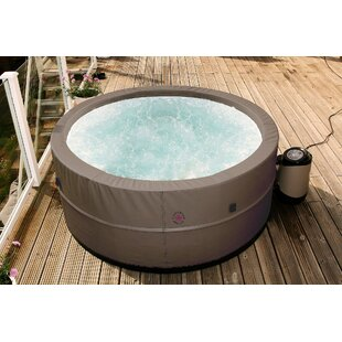 Canadian Spa Co Swift Current V2 5-Person 125-Jet Plug and Play Spa