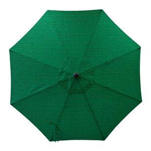 Breakwater Bay Wiechmann Push Tilt 9' Market Umbrella