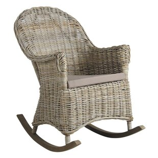 Longcroft Rocking Chair By Bay Isle Home