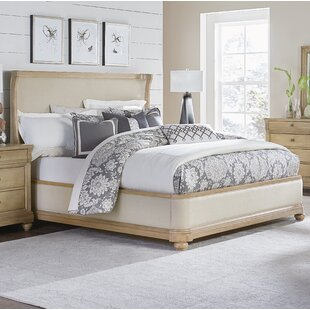 Legacy Classic Furniture Ashby Woods Upholstered Panel Bed