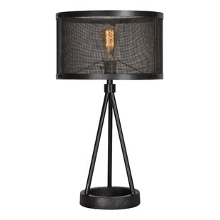 Reviews Livingstone 26.5 Table Lamp By Ren-Wil