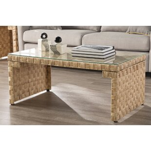 Highland Dunes Zyaire Coffee Table