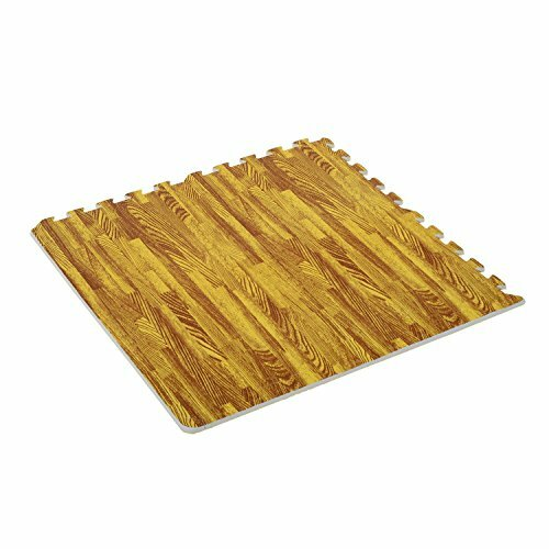 Symple Stuff Jobe 72 Sq Ft Interlocking Puzzle Foam Floor Tile Mats ...