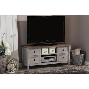 Reviews Westrick TV Stand for TVs up to 43 By Ophelia & Co.