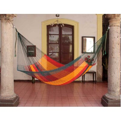 Novica Cotton Tree Hammock