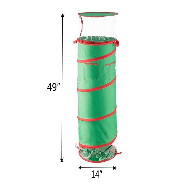 Rebrilliant Pop Up Gift Wrap Storage Reviews Wayfair