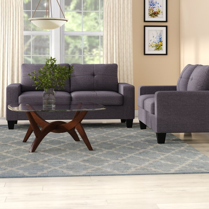 Amazing Offerman 2 Piece Living Room Set Ncnpc Chair Design For Home Ncnpcorg