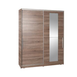 Winchell 2 Door Sliding Wardrobe By 17 Stories