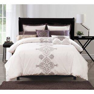 Rennan 6 Piece Comforter Set