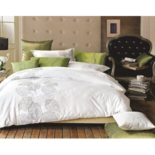 Turning Leaf Duvet Cover Set
