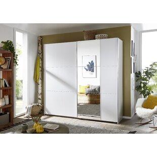 Santiago 2 Door Sliding Wardrobe By Rauch