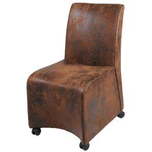 Conrad Fabric Slipper Chair (Set of 2) by Ne..