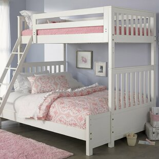 Maia Bunk Slat Bed with Twin over Full By Viv + Rae