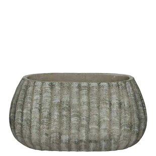 Orsi Concrete Plant Pot By World Menagerie