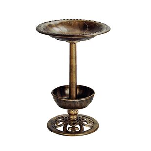 Pier Surplus Planter Birdbath