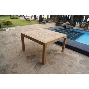 Gosling Solid Wood Dining Table by Rosecl..