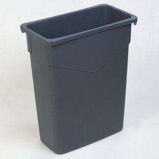 Carlisle Food Service Products TrimLine™ 15 Gallon Trash Can