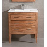 Pheonix 30 Single Bathroom Vanity Set by Wrought Studio™