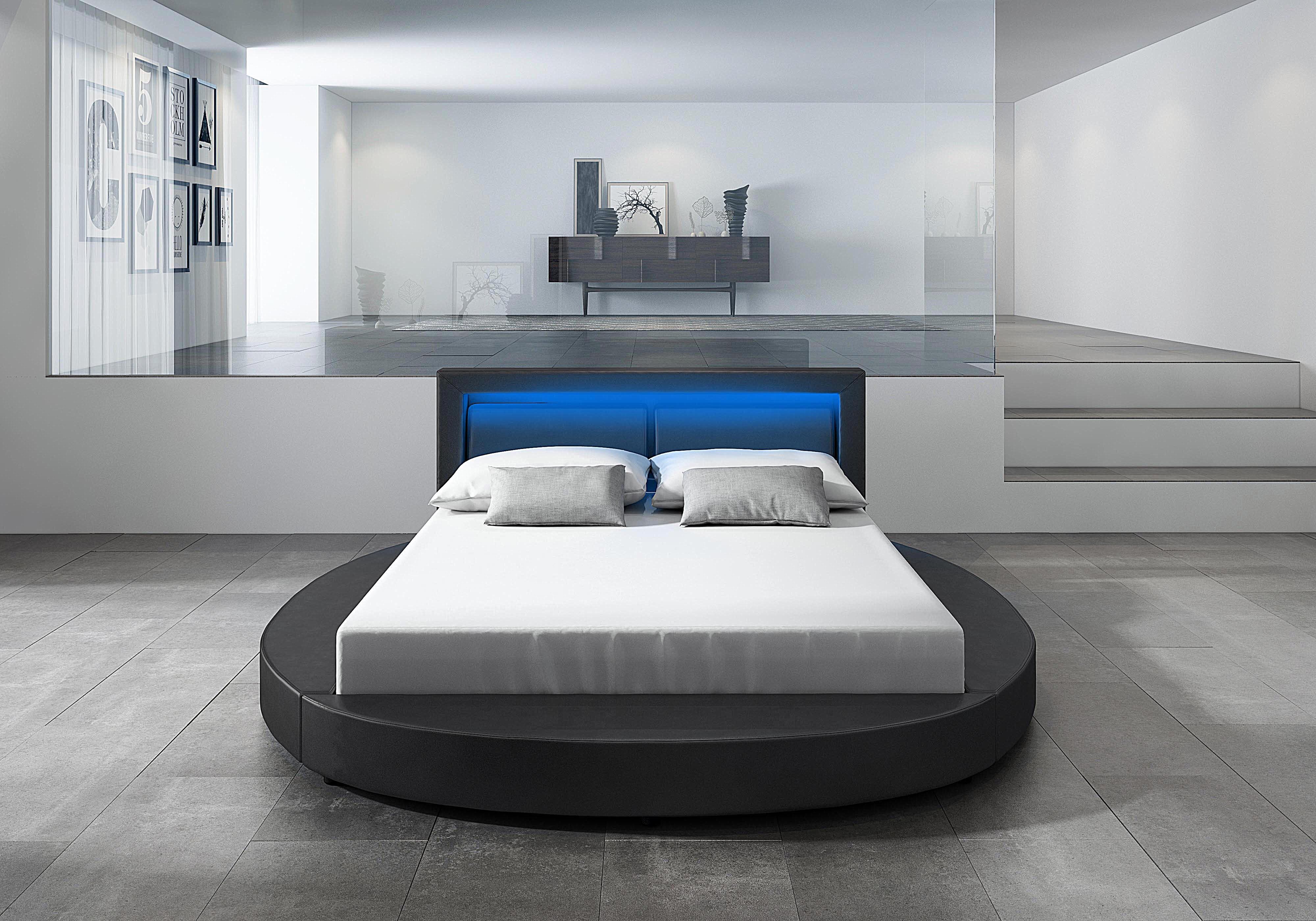 Latitude Run Angelea Queen Upholstered Low Profile Platform Bed Wayfair