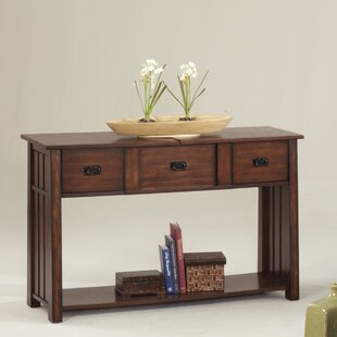 Mountain Mission Console Table