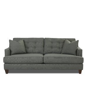 Hansford Button Tufted Sofa by Latitude Run