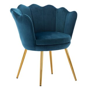 Straughter Barrel Chair by Mercer41