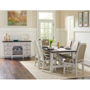 Georgetown 7 Piece Dining Set by Beachcrest Home
