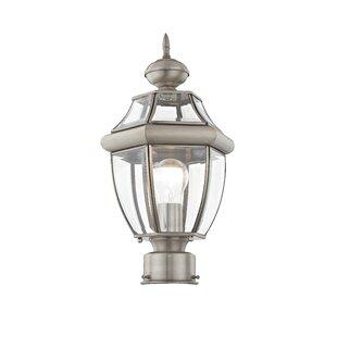 Three Posts Gustavson Outdoor 1-Light Lantern Head
