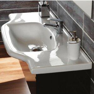 cerastyle by nameeks - Overmount Bathroom Sink