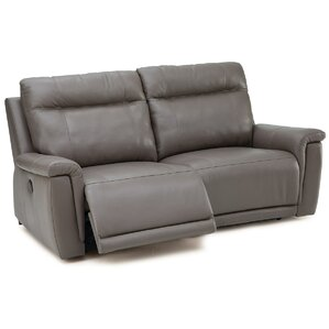 Westpoint Leather Reclining Sofa by Palliser..