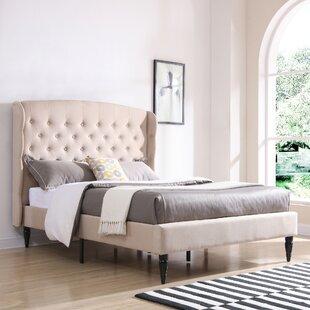 Darby Home Co Novalee Upholstered Platform Bed
