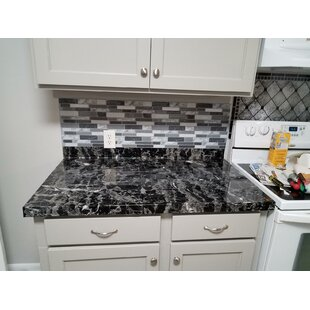 Vinyl Backsplash Kitchen Wayfair