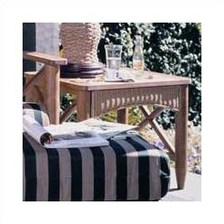 7300 Hamilton End Table by South Sea Rattan Today Sale Only