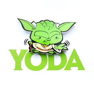 3D Light FX 3D Yoda Mini D..