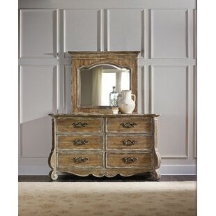 Buying Chatelet 6 Drawer Double Dresser by Hooker Furniture