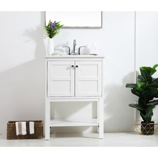 Camellia 24.37 Single Bathroom Vanity Set by Charlton Home